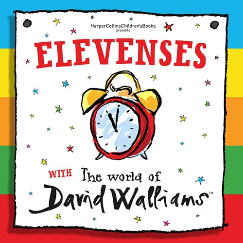 Elevenses with the world of David Walliams • Vision RCL